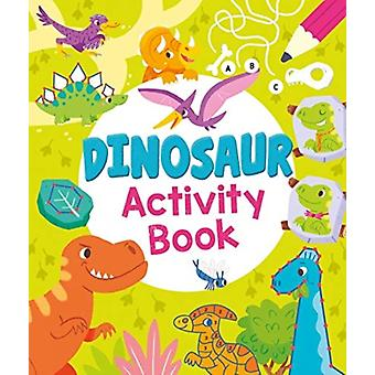 Pocket Fun Dinosaur Activity Book by Jo Moon