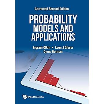 Probability Models And Applications Revised Second Edition by Ingram Olkin