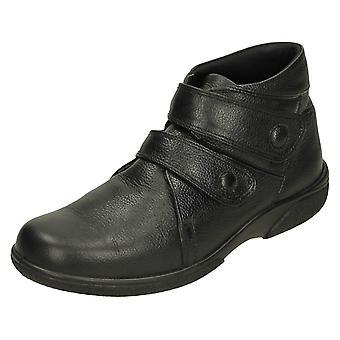 Dames gemakkelijk B riem Ankle Boots Bradwell