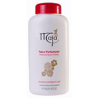 Maja Perfumed Talc Body Unisex 100 gr (Health & Beauty , Health Care , First Aid)