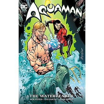 Aquaman Le Porteur d'eau. Nouvelle édition par Divers