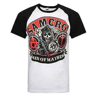 Sons Of Anarchy Men Of Mayhem Men's T-Shirt