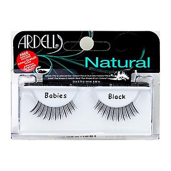 False Eyelashes Babies Ardell Black