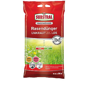 SUBSTRAL®erba di fertilizzante da prato rimane possibilitàLOS, 9,1 kg