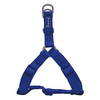 Freedog Harness A Blue (Dogs , Collars, Leads and Harnesses , Harnesses)