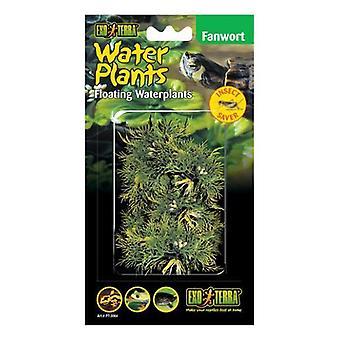 Exo Terra EXO TERRA DUCKWEED FLOATING PLANTS 15 cm (Gady , Dekoracja , Sztuczne rośliny)