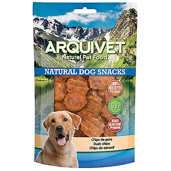 Arquivet Natural Snack for Dogs Duck Chips (Dogs , Treats , Natural Treats)