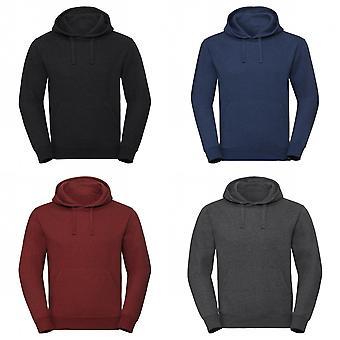 Russell Unisex Authentic Melange Hooded Sweatshirt