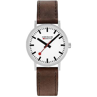 Mondaine M660.30360.11SBG Classic Heren Horloge
