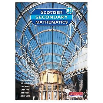 Scottish Secondary Maths: 1b Student Book