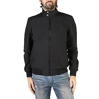 Geox Original Men Spring/Summer Jacket - Black Color 56593