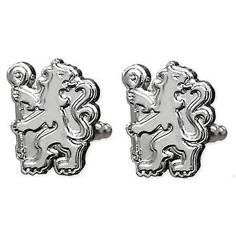 Chelsea FC Mens Cufflinks Chrome Boxed Executive OFFICIAL Football Gift