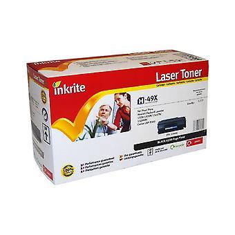 Inkrite Laser Toner Cartridge compatibel met HP Laserjet 1320 zwart