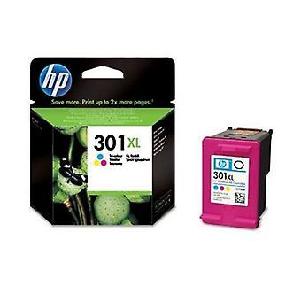 Cartucho de tinta original Hewlett Packard CH564EE tricolor