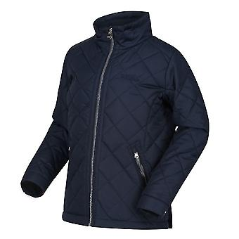 Regatta Boys Zalenka Polyester Casual Quilted Country Jacket