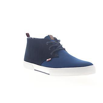 Ben Sherman Bradford Chukka  Mens Blue Casual Fashion Sneakers Shoes