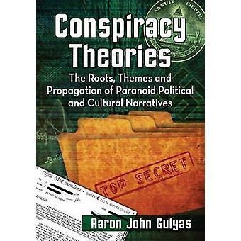 Konspirasjonsteorier - røttene - temaer og overføring av Paranoid P