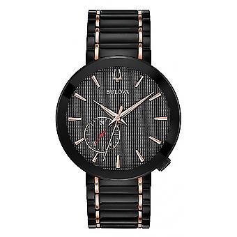 Bulova 98A188 Special GRAMMY® Edition Latin Wristwatch