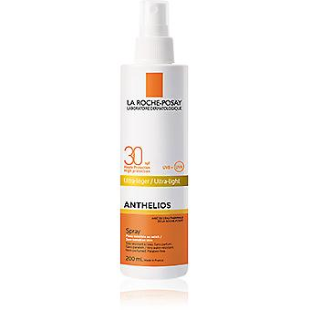 La Roche Posay Anthelios Sunscreen Ultra Light Spray Spf30