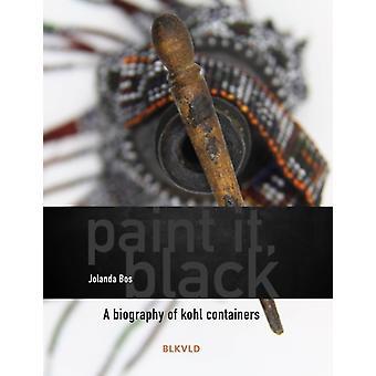 Paint it Black van Jolanda Bos