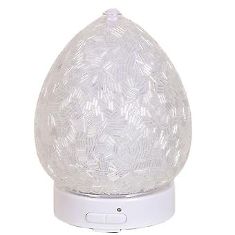 Aroma Mosaic LED Ultrasonic Electric Oil Diffuser Aromatherapy Sugar Coat