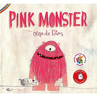 Pink Monster - 9788417028190 Book