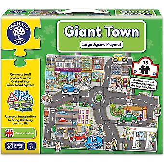 Orchard Toys Riese Stadt