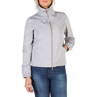 Geox - Clothing - Jackets - W8220XT2447-F1446_SLEETGREY - Women - Silver - 50