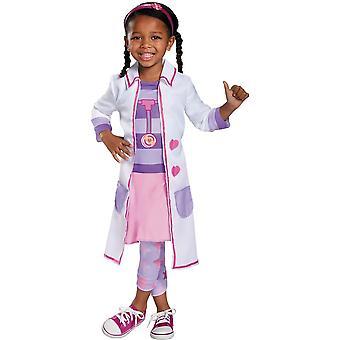 Doctor Mcstuffins Costume Child