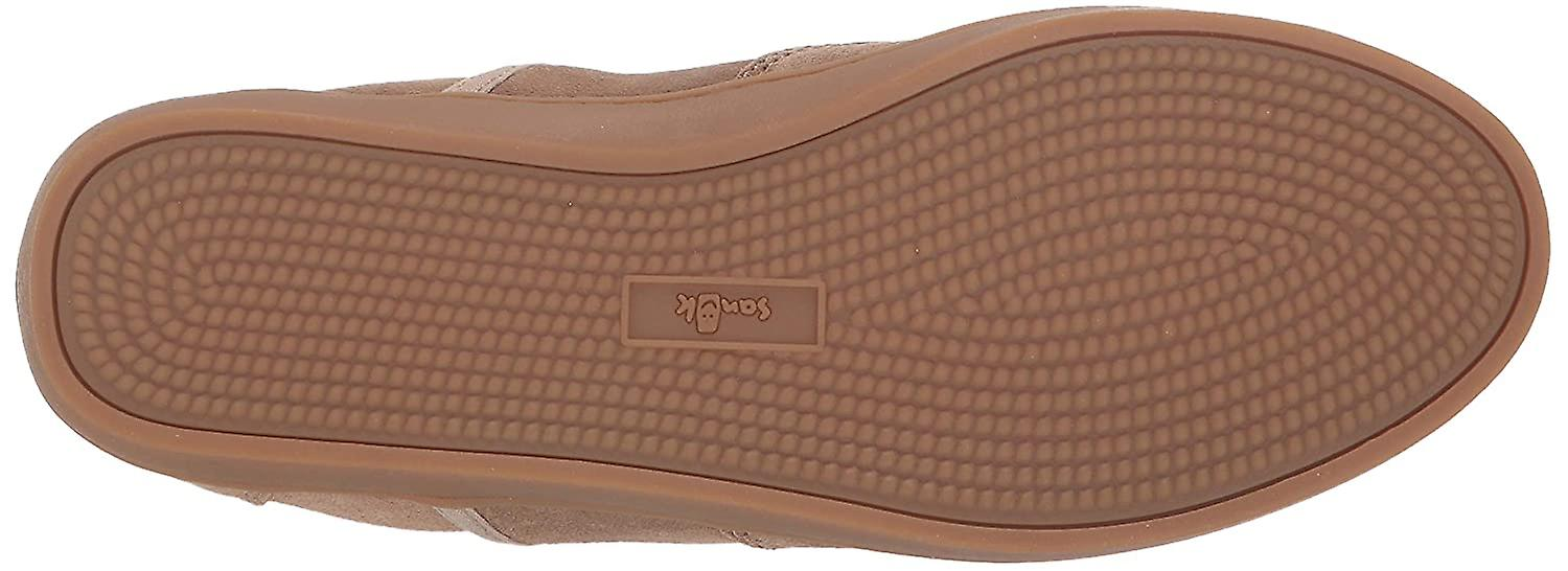 Sanuk Women's Shoes Pair O Dice Suede Closed Toe