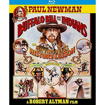 Buffalo Bill and the Indians [BLU-RAY] USA import