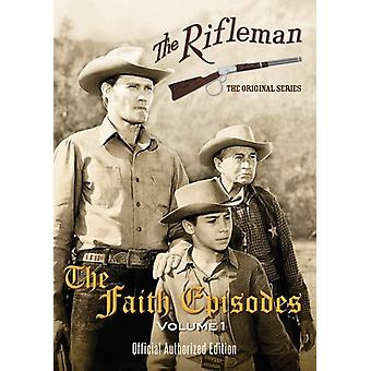 Rifleman: The Faith Episodes [DVD] USA import