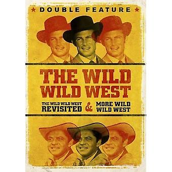 Wild Wild Revisited / More Wild Wild West [DVD] USA import