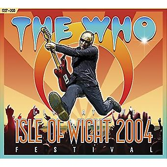 Who - Live at the Isle of Wight Festival 2004 [DVD] USA import