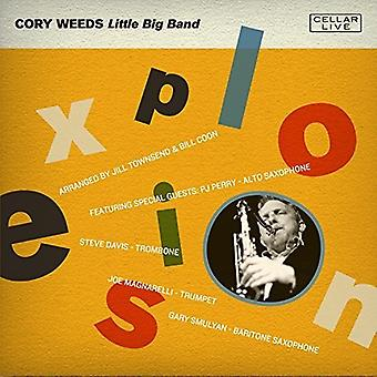 Cory Weeds - Explosion [CD] USA import