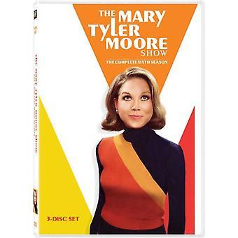 Mary Tyler Moore Näytä: Täydellinen kuudes kausi [DVD] Yhdysvallat tuoda