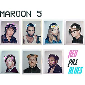 Maroon 5 - Red Pill Blues [CD] USA import