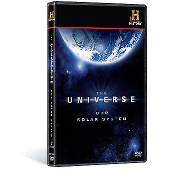 Universum-unser Sonnensystem [DVD] USA importieren
