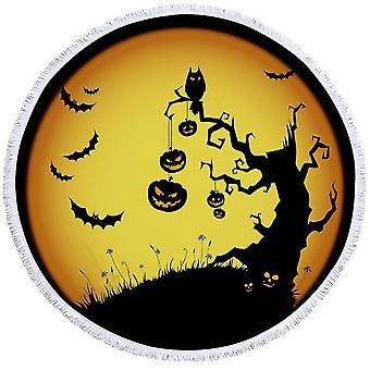 مخيف هالوين بيتش منشفة