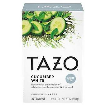 Tazo kurkku valkoinen tee