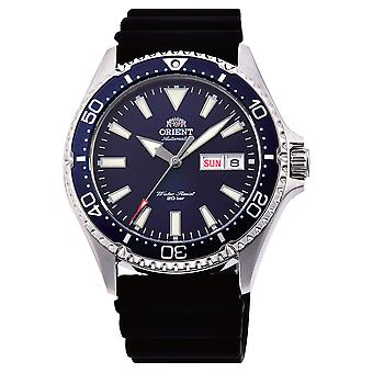 Orient Sports Watch RA-AA0006L19B - Rubber Gents Automatic Analogue