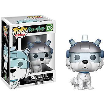 Funko Pop! Animation: Rick & Morty - Snowball USA import