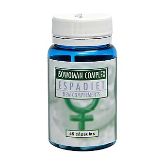 Complexe Isowoman 45 capsules