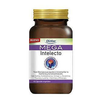 Mega Intellect 60 capsules