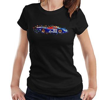 Motorsport Images Brabham Nissan NPT90 IMSA Shatter Women's T-paita