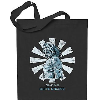 White Walker Retro Japanse Game Of Thrones Totebag