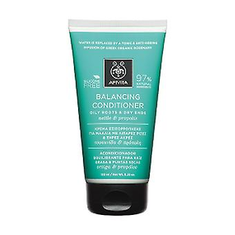 Balancing Conditioner for Fatty Roots and Dry Tips With Nettle and Propolis 150 ml