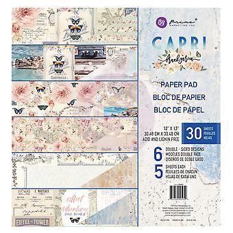 Prima Marketing Capri 12x12 Inch Paper Pad