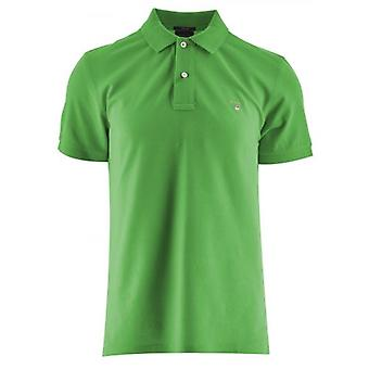 GANT Amazon Green Classic Polo Shirt