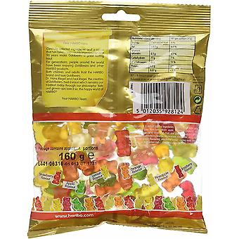 HARIBO Gold Bears Original Fruit Flavour Gums, 160g bag